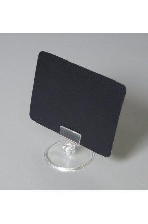 Ценникодержатель на присоске с маркерной табличкой